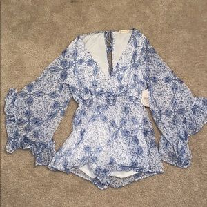 Adorable altard state romper
